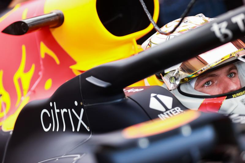 """Verstappen: """"Ik ben goed voorbereid en ik heb een goed gevoel"""" (Getty Images / Red Bull Content Pool)"""