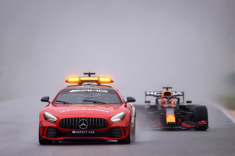 """Verstappen: """"Dit is niet hoe je wil winnen"""" (Getty Images / Red Bull Content Pool)"""