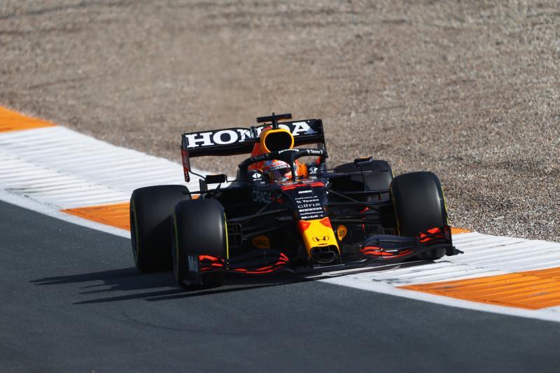 """Verstappen: """"Het was echt mooi"""" (Getty Images / Red Bull Content Pool)"""