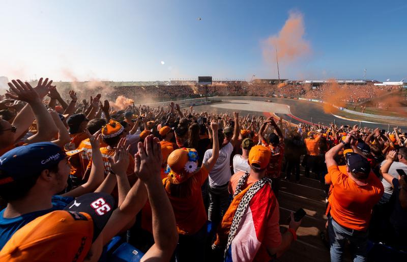 """Verstappen: """"Het is een geweldig gevoel om hier pole te pakken"""" (Getty Images / Red Bull Content Pool)"""