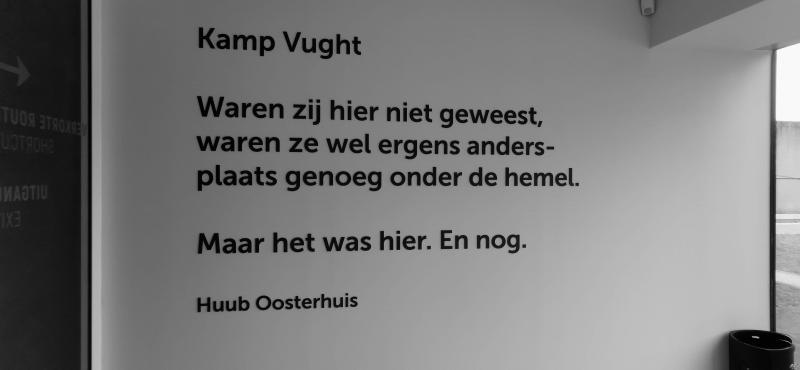 Kamp Vught (Doorgang naar buitenterrein) (Foto: FOK!/DJMO)
