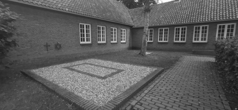 Kamp Vught Crematorium, Asputten  (Foto: FOK!/DJMO)