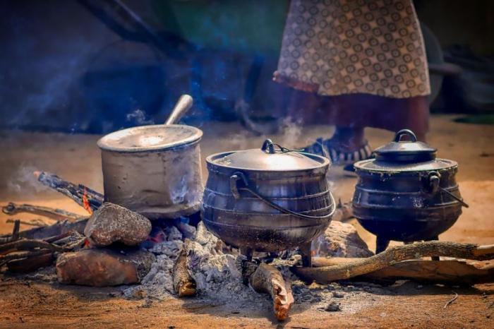 Geen duurzame energie om te koken