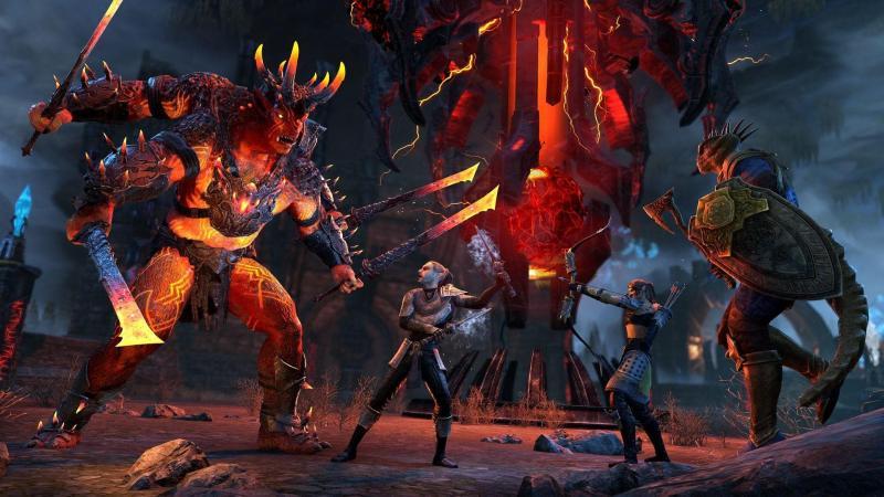 The Elder Scrolls Online: Waking Flame (Foto: Bethesda)