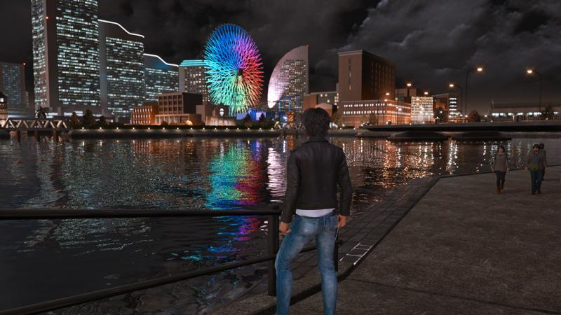 Lost Judgment - Yokohama (Foto: SEGA)