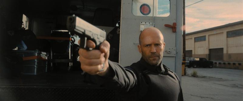 Cash Truck: Jason Statham