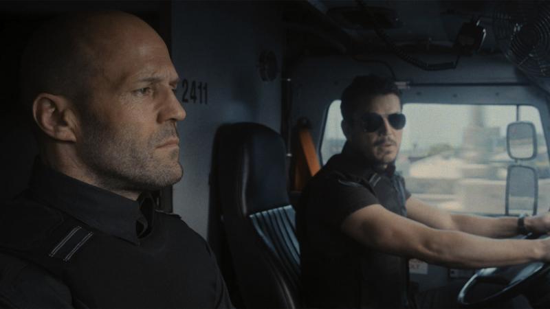 Cash Truck: Jason Statham en Josh Hartnett