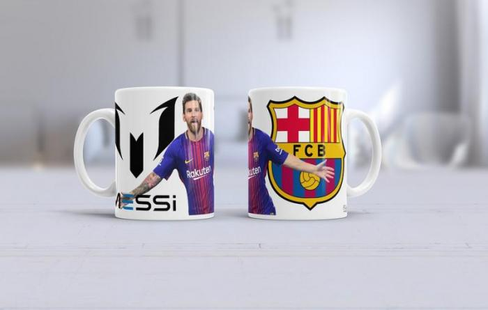Merchandise Lionel Messi / FC Barcelona (Foto-Pixabay)